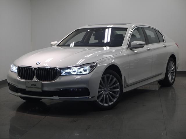 BMW 7シリーズ 740iHDDナビプラスPKGリモートPハーマ...