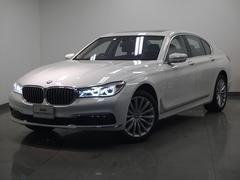 BMW740iHDDナビプラスPKGリモートPハーマンカードンSR