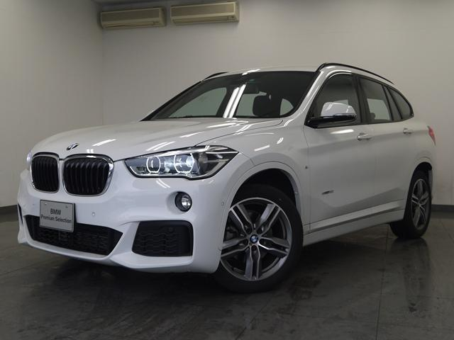 BMW X1 sDrive 18i Mスポーツ純正HDDナビBカメ...