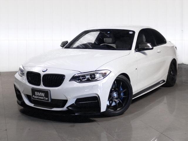 BMW 2シリーズ M235iクーペMパフォーマンスエアロPサポー...