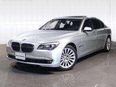 BMW760LiV12EGリアエンターACCナイトV1オナ19AW