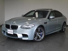 BMWM5イノベ−ションPKG20inAWサンル−フベ−ジュ革