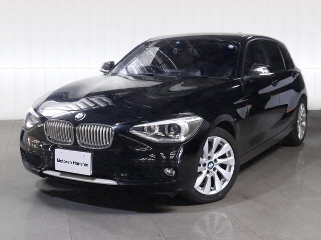 BMW 1シリーズ 116i スタイル新型iドライブナビDVD再生...
