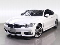 BMW435iクーペ Mスポーツ直6タ−ボLEDライト黒革ACC