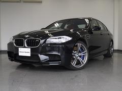BMWM5赤レザーサンルーフ1オーナーOPAW
