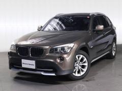 BMW X1sDrive 18i純正HDDナビXラインパッケージ