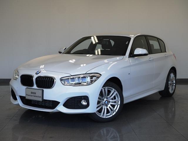 BMW 118dMスポーツHDDナビDVD再生LEDライトRセンサ-