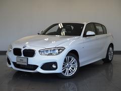 BMW118dMスポーツHDDナビDVD再生LEDライトRセンサ−