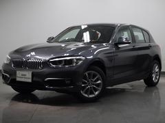 BMW118d スタイルデイーゼルTBパーキングサポートF20