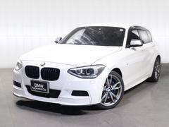 BMWM135i直6ターボHDDナビ認定保証付きパドルシフト