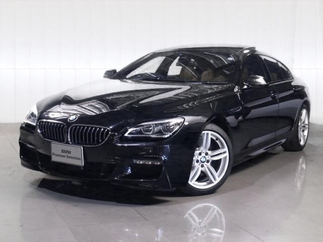 BMW 640iグランクーペ MスポーツLEDライトSRブラウンレザ