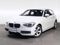 BMW116i スポーツ純正ナビETCiストップキセノン純正AW
