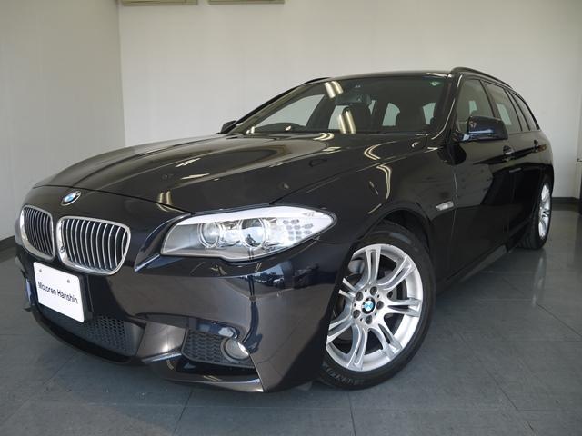 BMW 528iツーリング Mスポーツパッケージ1オーナー直6EG