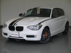 BMW116iスタイル BMW Mパフォーマンスパーツ装着車