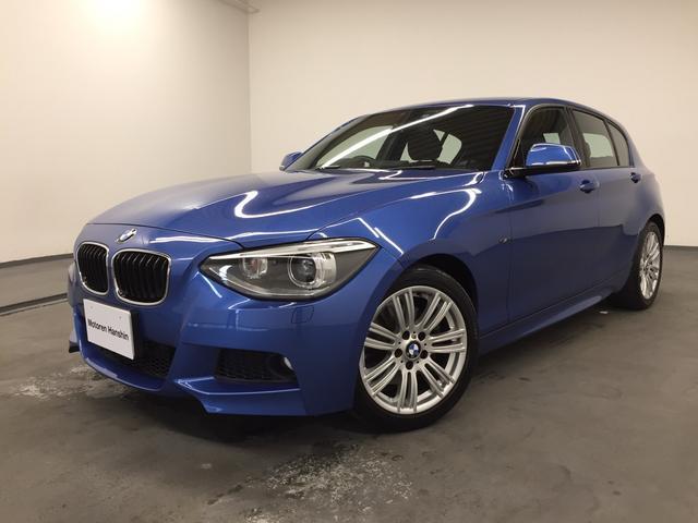 BMW 1シリーズ 116i Mスポーツ純正HDDナビキセノンヘッ...