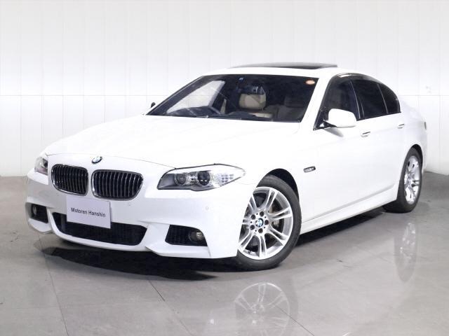 BMW 535IMスポーツパッケージベージュレザーシートサンルーフ