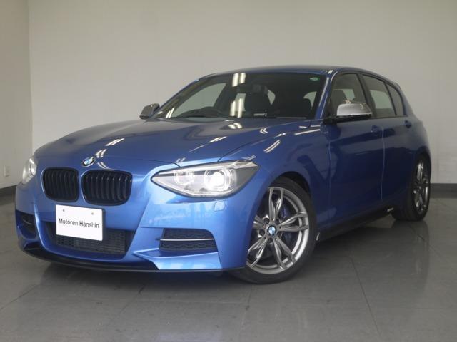 BMW 1シリーズ M135i1オーナーPサポートHDDナビビルシ...