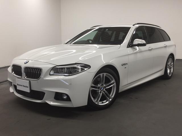 BMW 528iツーリング Mスポーツ LEDヘッドライト245ps
