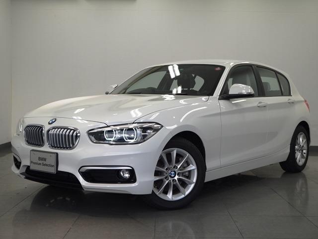 BMW 1シリーズ 118i スタイルコンフォートPパーキングサポ...