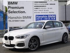 BMWM140i赤革ハーマンカートンAパーキングHDDナビ