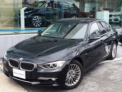BMW320iラグジュアリー認定保証ブラウン革HDDナビ1オーナー