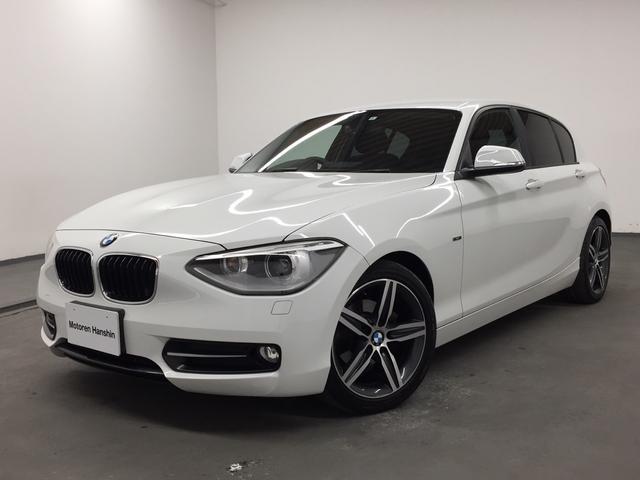 BMW 1シリーズ 116i スポーツ純正HDDナビPサポート1オ...