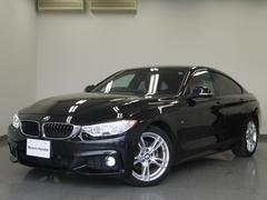 BMW420iグランクーペ MスポーツLEDライト赤革ACC地デジ