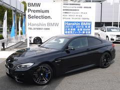 BMWM4クーペ6速MT19AW黒レザ−1オ−ナ−LEDヘッド