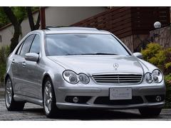 M・ベンツC55 AMG 当社ユーザー様買取車両 禁煙車 記録簿9枚
