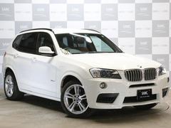 BMW X3xドライブ35i Mスポーツパッケージ 4WD