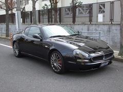 マセラティ 3200GTアセットコルサ 黒革 キセノン 18AW レッドキャリパ