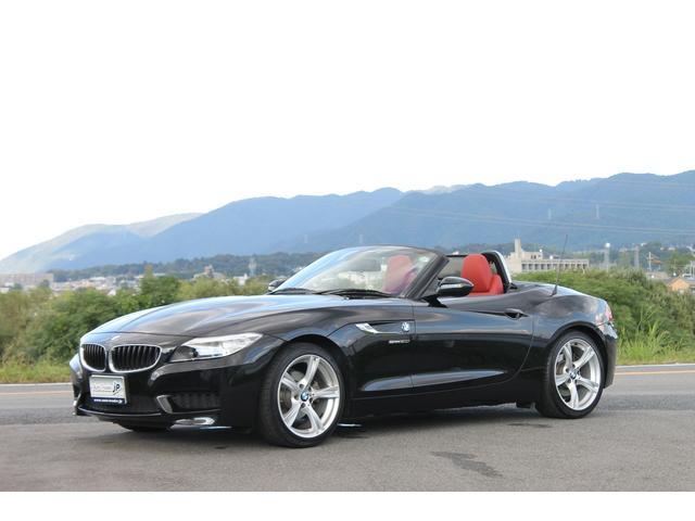 BMW Z4 sDrive20i Mスポーツ 赤レザー 後期LCI...
