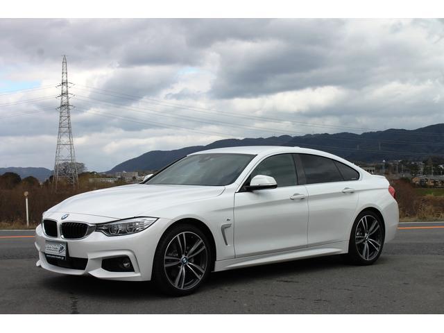 BMW 4シリーズ 420iグランクーペ インスタイル 1オーナー...
