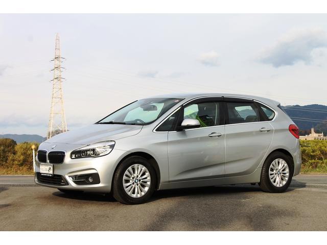 BMW 2シリーズ 218iアクティブツアラーラグジュアリー 1オ...