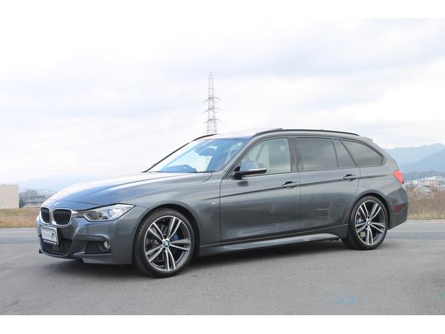 BMW 3シリーズ 320dツーリングMスポーツ パノラマルーフ ...