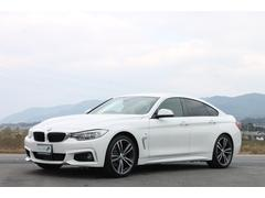 BMW420iグランクーペ インスタイル 1オーナー 限定車200