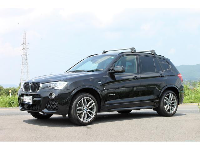 BMW X3 xDrive 20d Mスポーツ 1オーナー OP・...