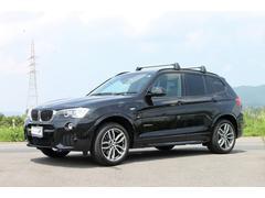 BMW X3xDrive 20d Mスポーツ 1オーナー OP・19AW
