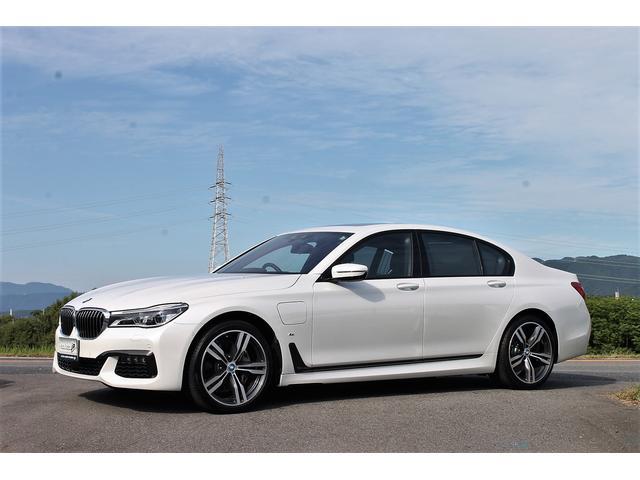 BMW 7シリーズ 740eアイパフォーマンス Mスポーツ 20A...