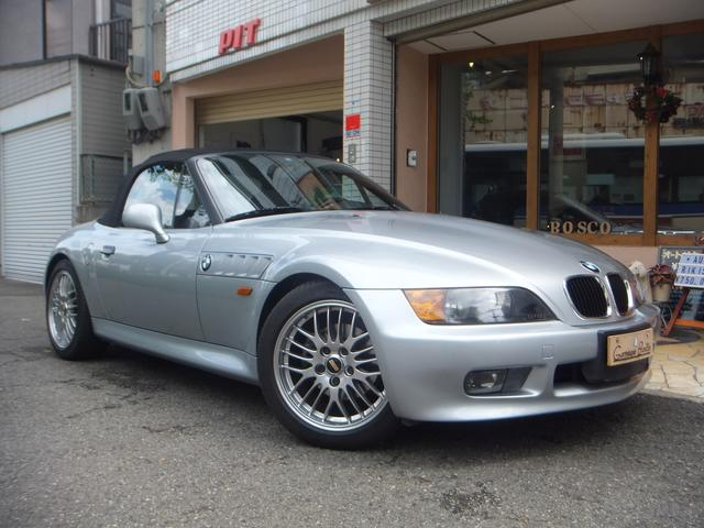 BMW ビルシュタインサス 社外マフラー BBSアルミ 5速MT