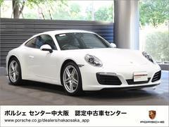 ポルシェ2017年モデル 911カレラ 新車保証継承