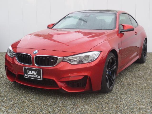 BMW M4 M4クーペ 試乗車 ...