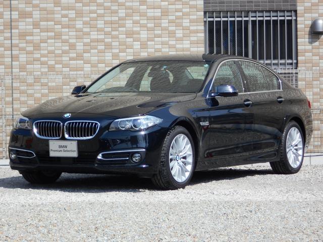 5シリーズセダン(BMW)523d ラグジュアリー 中古車画像