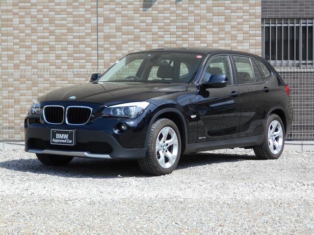 BMW X1 sDrive 18i ハイライン レザー 社外品ナビ...