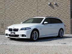 BMW523iツーリング Mスポーツ ガラスサンルーフ