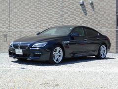 BMW640iグランクーペ Mスポーツ ガラスサンルーフ 禁煙車