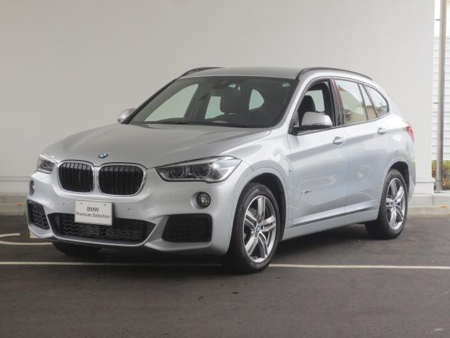BMW sDrive 18i Mスポーツ 試乗車 禁煙車