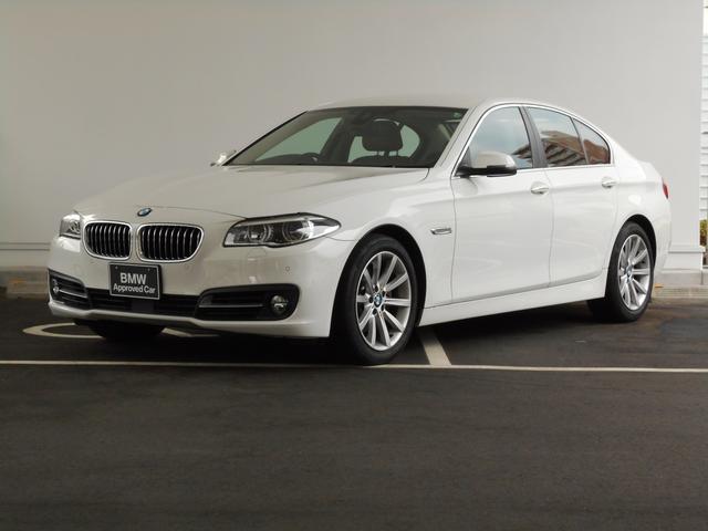 BMW 523dイノベーター 限定車 ワンオーナー車 禁煙車