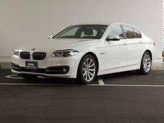 BMW523dイノベーター 限定車 ワンオーナー車 禁煙車