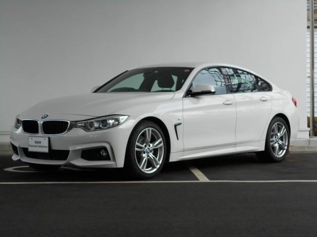 BMW 420iグランクーペ Mスポーツ 試乗車 禁煙車